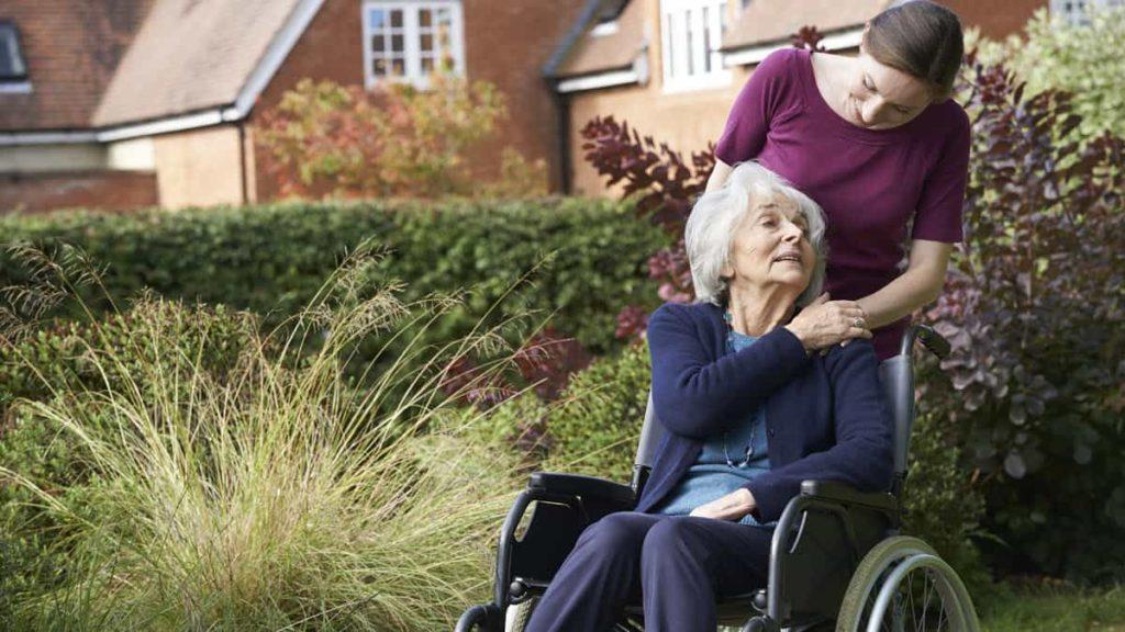Best wheelchair for elderly