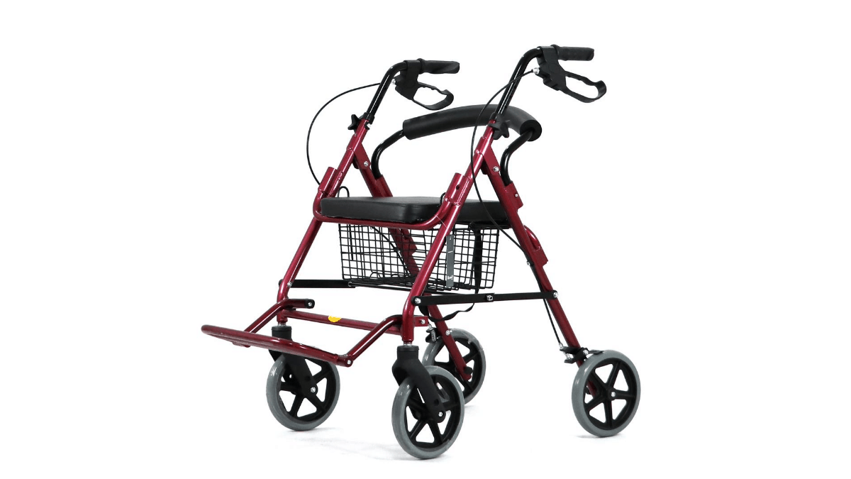 Are Rollators Covered by Medicare?