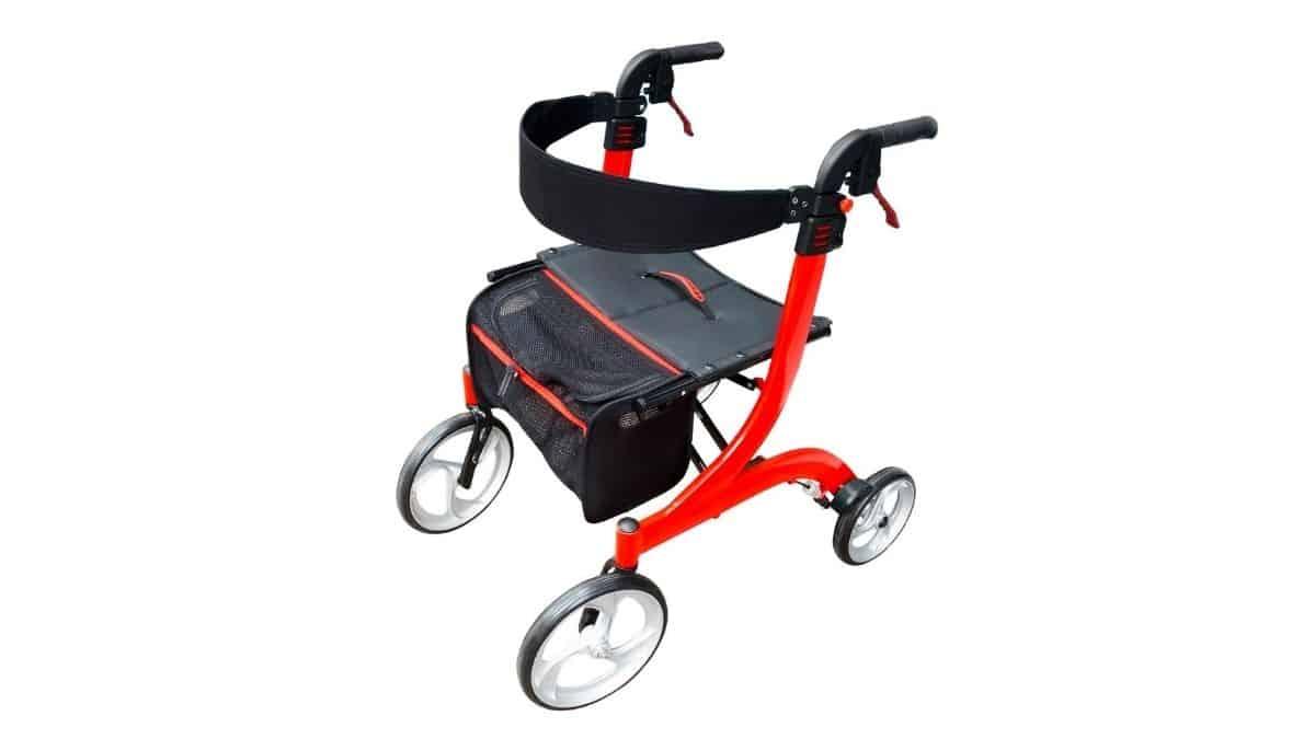 Best Rollator Transport Chair Combo