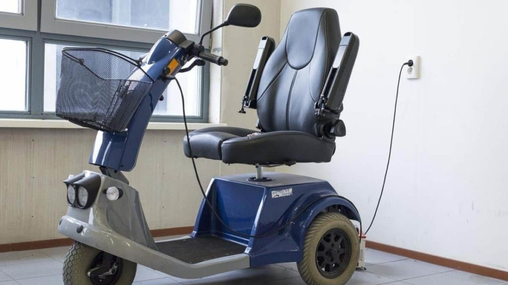 How Long Does it Take to Charge a Mobility Scooter
