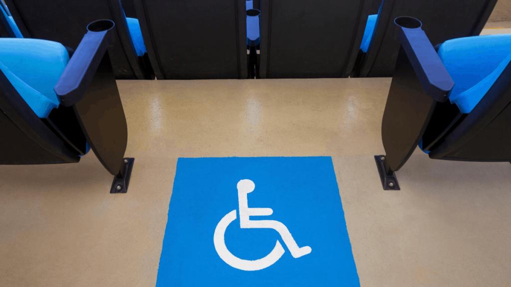 What is a Wheelchair Companion Seat?