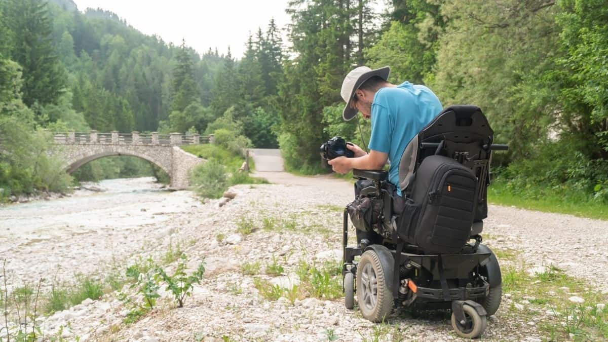How Far Can an Electric Wheelchair Go