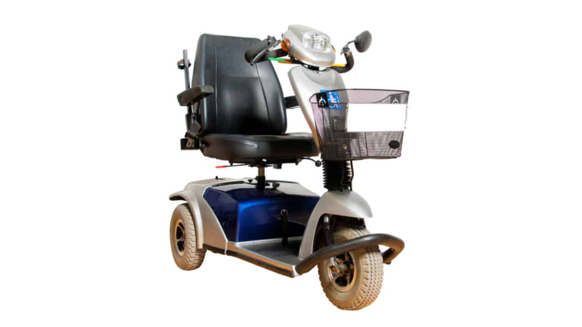 Best Lightweight Portable Mobility Scooters