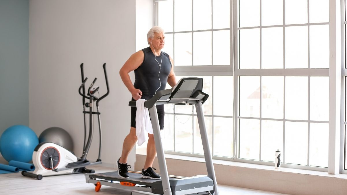 Best Exercise Equipment for Seniors with Bad Knees