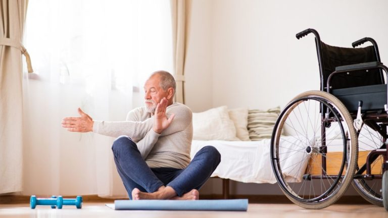 Exercises for Seniors with Limited Mobility (Incl. Seated and Standing)