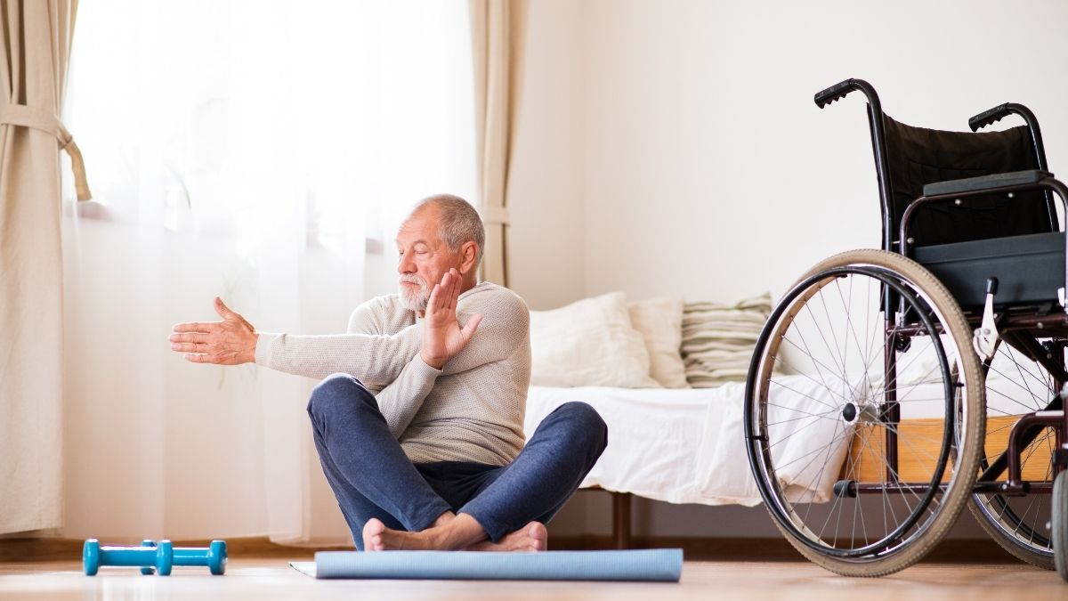 Exercises for Seniors with Limited Mobility